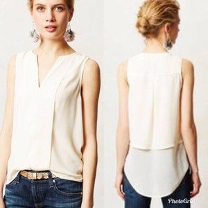 Anthropologie Maeve Switch Back Tank